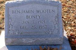 Benjamin Wooten Boney