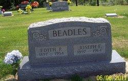 Edith Pearl <I>Dearing</I> Beadles