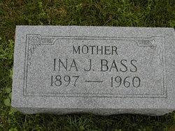 Ina J Bass