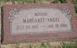 Bessie Margaret <I>East</I> Angel