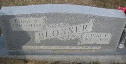 David Timothy Blosser