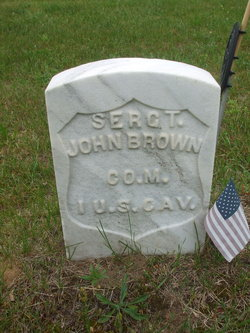 Sgt John Brown
