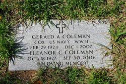 Eleanor C. Coleman