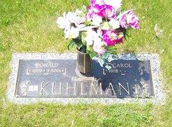 Donald Henry Kuhlman