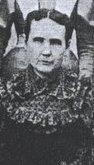 """Mary Elizabeth Catherine """"Lizzie"""" <I>Gross</I> Sartor"""
