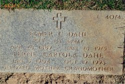 Elmer Christian Dahl