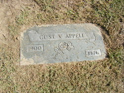 "Gust Vener ""Gus"" Appell"