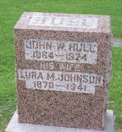 Lura M. <I>Johnson</I> Hull