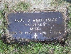 Paul J Andrysick, Jr