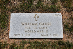 William Gause