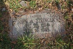 John Alexander Stringer