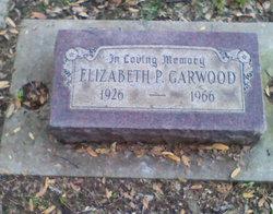 Elizabeth <I>Peterson</I> Garwood