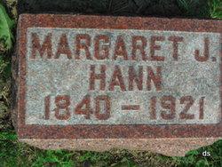 Margaret J. Hann