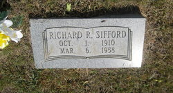 Richard R. Sifford