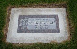 Delila Mae <I>Janke</I> Huff