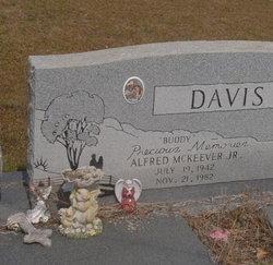 "Alfred McKeever ""Buddy"" Davis, Jr"