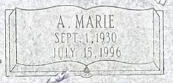 Anna Marie <I>Wolfe</I> Benn