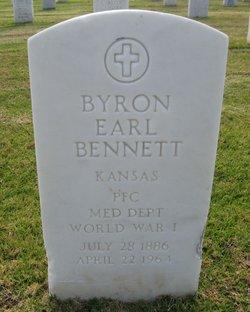 Byron Earl Bennett