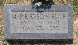 Marie Evelyn Blair