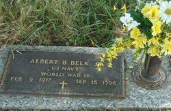 Albert Blair Belk, Jr
