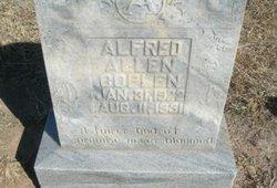 Alfred Allen Coplen