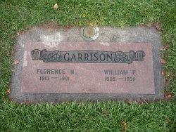 Florence <I>Norton</I> Garrison