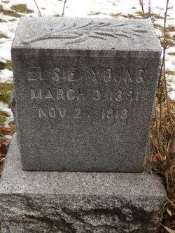 Elsie <I>Johnson</I> Young