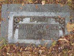 Lottie Amy White