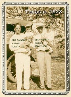 "Jacob Edmund Forrest ""Jake"" Pounders"
