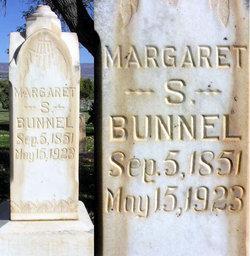 Margaret <I>Sulser</I> Bunnell