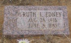 Ruth Irene <I>Helms</I> Edney