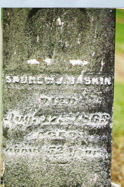 Andrew Jackson Baskin