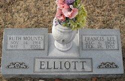 Ruth <I>Mounts</I> Elliott
