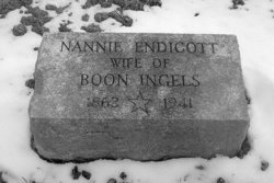 Nannie <I>Endicott</I> Ingels