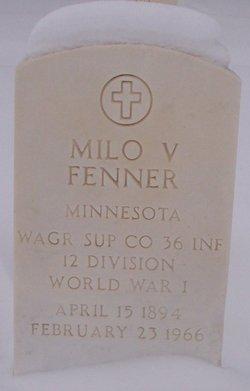 Milo Vern Fenner