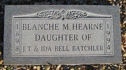 Blanche M. <I>Batchler</I> Hearne