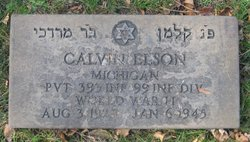 Calvin Elson