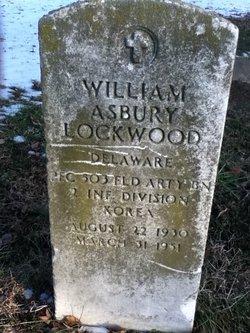 PFC William Asbury Lockwood