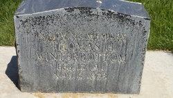 Thomas Howell Winterbottom