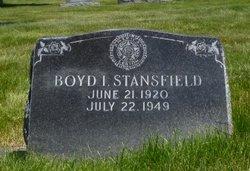 Boyd Irvin Stansfield