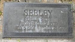 "Retell Augusta ""Reta"" <I>Gunderson</I> Seeley"