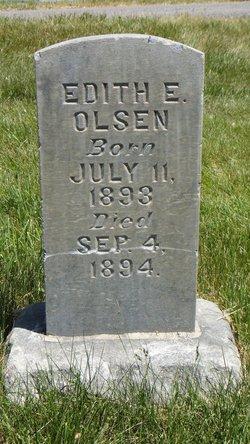 Edith Estella Olsen