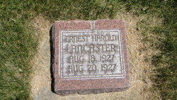 Earnest Harold Lancaster