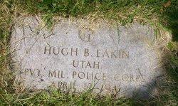 Hugh B Eakin