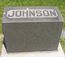 Bertha <I>Carlson</I> Johnson