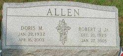 Doris M. <I>Leonard</I> Allen