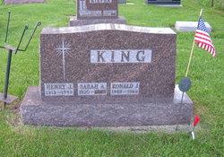 Henry John King