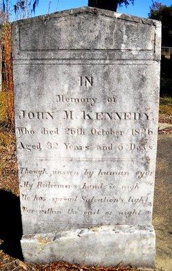 John Muldrow Kennedy, Sr