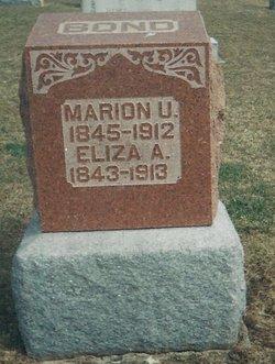Marion U. Bond