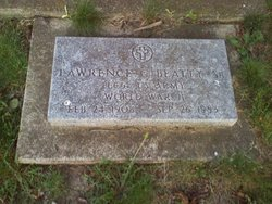 Lawrence C Beatty, Sr